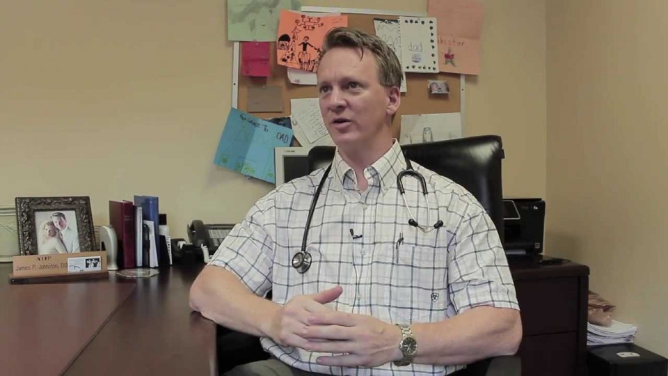 Dr. Patrick Johnston, Abortion and Healthcare