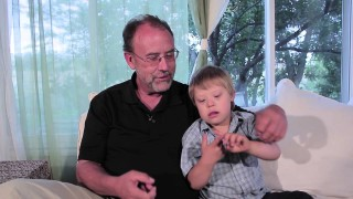 Jim and Jesse Hartman, Living with Down's Syndrome