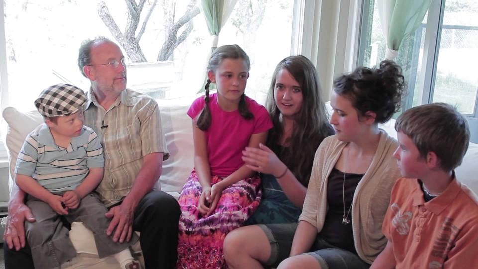 The Hartmans, Special Needs Parenting